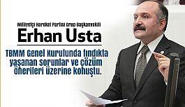 Erhan Usta; Fındığı Konuşmak İçin Hep Geç Kalınıyor