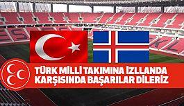 Eskişehir MHP'den Milli Maç Biletlerine Tepki