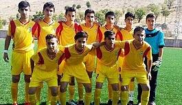 Evkur Yeni Malatyaspor U14 takımı Trabzonspor'a 4-1 yenildi
