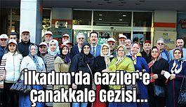 İlkadım'da Gaziler'e Çanakkale Gezisi…