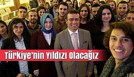 İshak Taşçı: Türkiye'nin yıldızı olacağız