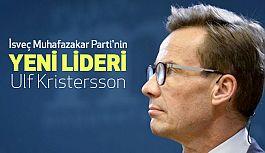 İsveç Muhafazakar Parti'nin lideri Ulf Kristersson oldu