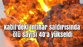 Kabil'deki Saldırıda Ölü Sayısı...