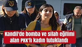 Kandil'de Eğitim Alan PKK'lı Kadın Tutuklandı