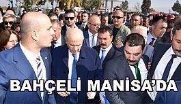 MHP Genel Başkanı Bahçeli'den Başkan Ergün'e Övgü