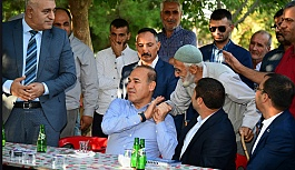 MHP'li Başkan Sözlü: Halka hizmet için varız