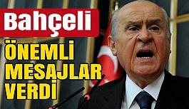 MHP Lideri Bahçeli Meclis Grup Toplantısında konuştu