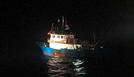 PKK'lıları Muğla'ya Getiren Tekneye Operasyon!