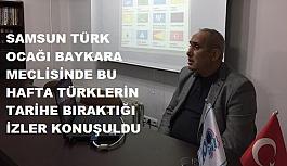 """Prof. Tellioğlu, """"Türk Dünyası Bir Olursa Dünyayı Yönetir"""""""