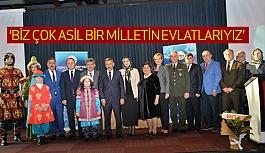 Samsun Valisi Kaymak: Biz Çok Asil Bir Milletin Evlatlarıyız