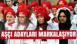 Samsun'da Aşçı Adayları Markalaşıyor