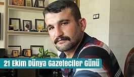 Şanlı, 21 Ekim Dünya Gazeteciler Günü'nü...
