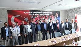 Sarıcaoğlu; 'Demokrasi Zincirinin İlk Halkasını Muhtarlarımız Oluşturuyor'