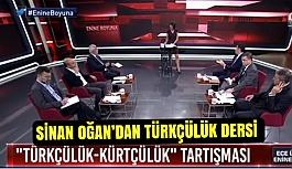 Sinan Oğan; Etnik Milliyetçilik Türkçülüğün İçinde Olmamıştır