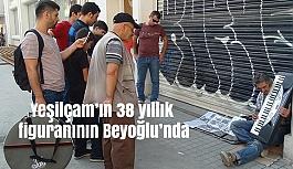Yeşilçam'ın 38 yıllık figüranı Beyoğlu'nda Yaşam Mücadelesi Veriyor