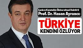 Prof. Dr. Ayrancı; ABD ve NATO Türkiye'ye Saldırıyor