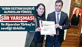 """""""Asrın Destanı Başbuğ Alparslan Türkeş"""" Şiir Yarışması"""