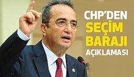 """Bahçeli'nin """"Seçim Barajı"""" Açıklamasına CHP Ne Dedi?"""