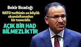 """Bekir Bozdağ'dan Sert """"Skandal"""" Açıklaması"""