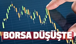 Borsa Rekor Düşüşte...