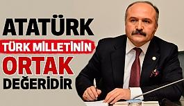 Erhan Usta: Atatürk Türk Milletinin Ortak Değeridir