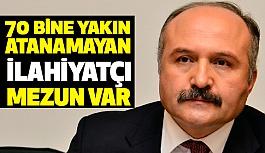 Erhan Usta, İlahiyatçıların Sorunlarını Dile Getirdi