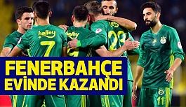 Fenerbahçe Adana Demirspor Maçı ve Golleri
