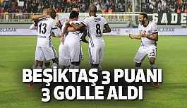 Göztepe 1-3 Beşiktaş (Maç Özeti)