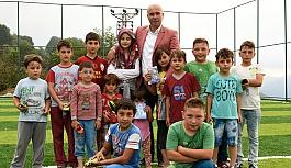 Hasan Togar; Geçlerimize her türlü tesis avantajı sağlıyoruz