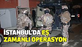 İstanbul'da Hava Destekli Operasyon!