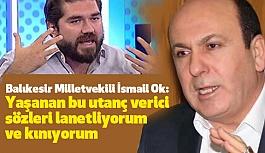 "İYİ Partili İsmail Ok'tan ""Kütahyalı"" Tepkisi"