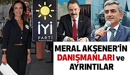 Meral Akşener'in Danışmanları Kimdir?
