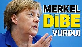 Merkel Çöküşe Gidiyor