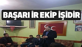 MHP Erzurum'da Çalışmalarına Hız Verdi