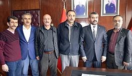 MHP İl Başkanı Oğlu PKK Tarafından Kaçırılan Özbey'e Yardım Sözü Verdi