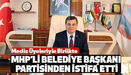 MHP'li Belediye Başkanı Partisinden İistifa Etti