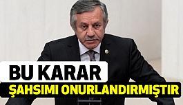 MHP'li Celal Adan, Meclis Başkanlığına Adaylığı Konusunda Açıklama Yaptı