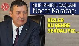 MHP'li Karataş; İzmir ve İzmirliler Bu Kısır Çekişmelerden Sıkıldı