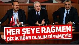 MHP'li Sadir Durmaz; Türk milliyetçisi bundan farklı düşünemez