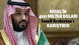 Mişel'in 400 Milyar Doları Suudi Arabistan'ı Karıştırdı