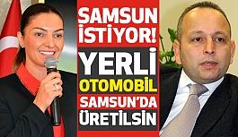 SAMKON'dan milli otomobil Samsun'da üretilsin imza kampanyası