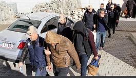 Samsun'da FETÖ'den 9 polis adliyeye sevk edildi