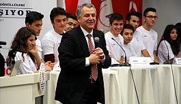 Samsun'da Genç afet gönüllüleri bilgide yarıştı