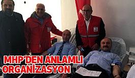 Samsun MHP'den Anlamlı Organizasyon