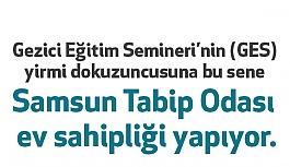 Samsun Tabip Odası Başkanı Erkan'dan Kamuoyu Açıklaması