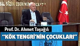 """Samsun Türk Ocağı """"Kök Tengri'nin Çocukları"""" Konferansı"""
