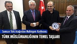 Sönmez Kutlu'dan Türk Müslümanlığının Temel Taşları
