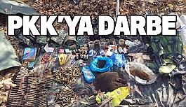 Tunceli'de PKK'ya Büyük Darbe!