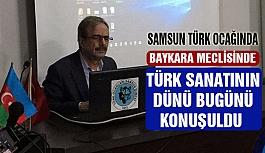Türk Sanatının Dünü Bugünü