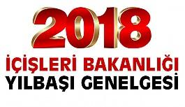 2018 Yılbaşı Genelgesi